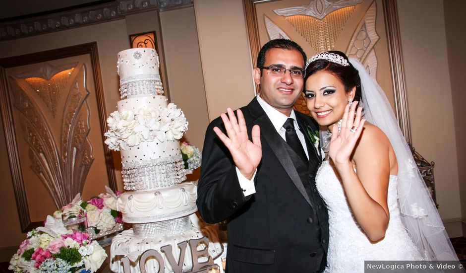 Ehab and Christine's Wedding in Los Angeles, California
