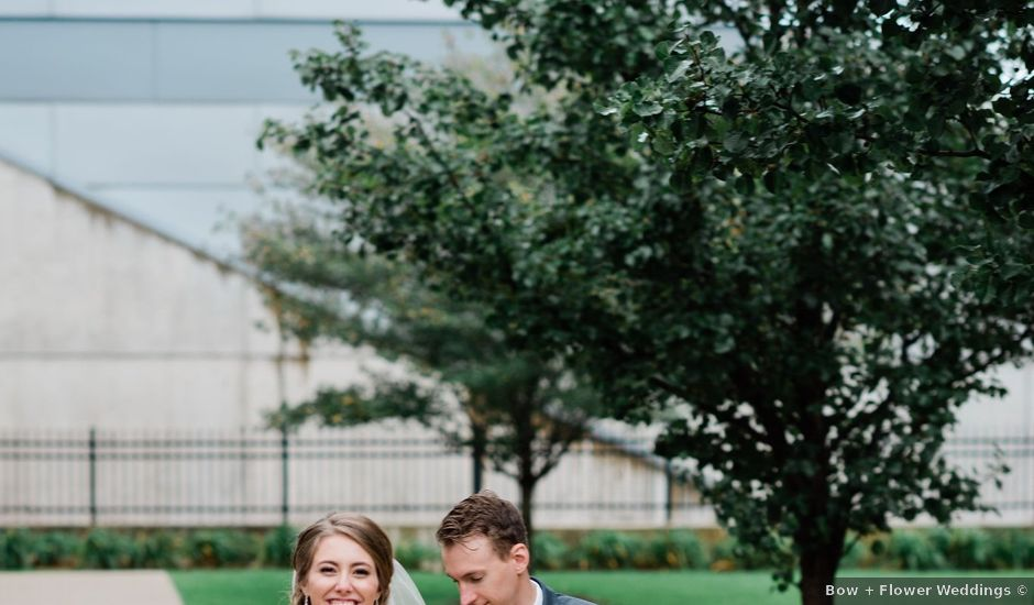 Kelsey and Tyler's Wedding in Grand Rapids, Michigan