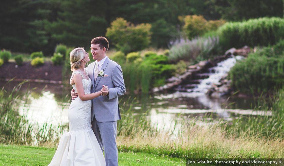 Aaron and Sarah's Wedding in Morrow, Ohio