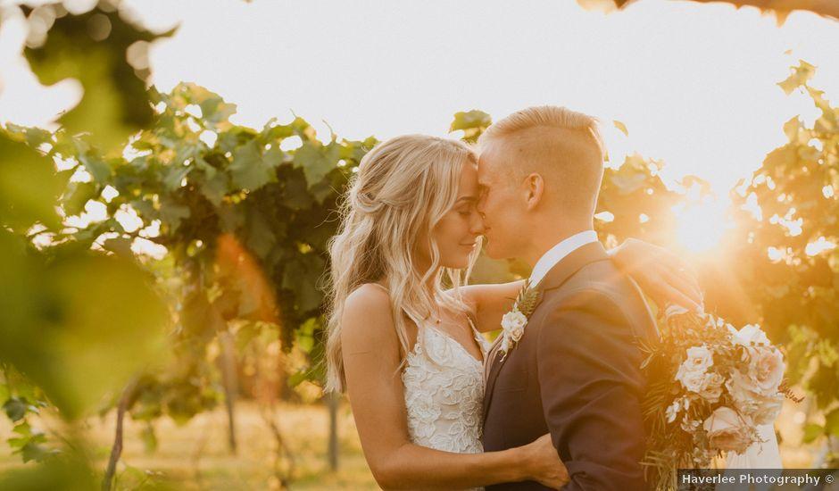 Jackson and Payton's Wedding in Norwalk, Iowa