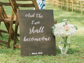 The wedding of Octavius and Tomecca 2