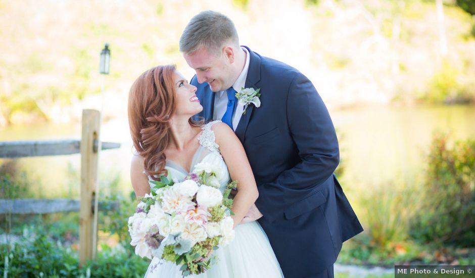 Kristin and Jim's Wedding in Ambler, Pennsylvania