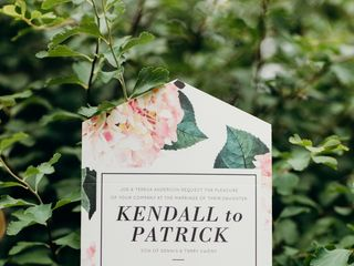 The wedding of Kendall and Pat 3