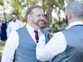 The wedding of Chris and Jay 3