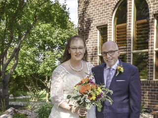 The wedding of Crystal and Fred 3