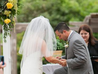 Beth and David's Wedding in Omaha, Nebraska 9