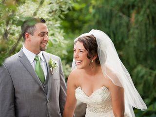 Beth and David's Wedding in Omaha, Nebraska 11
