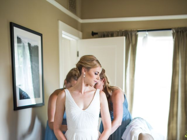 Ben and Paige's Wedding in Sonoma, California 12