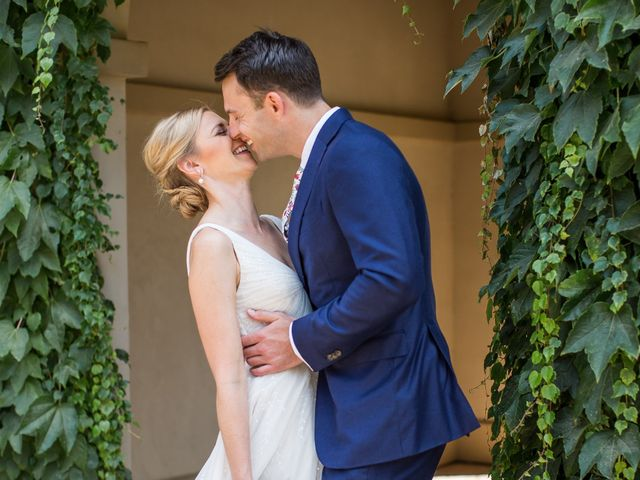 Ben and Paige's Wedding in Sonoma, California 22