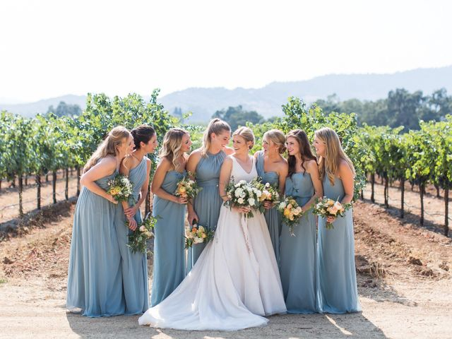 Ben and Paige's Wedding in Sonoma, California 41