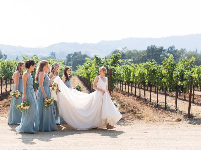 Ben and Paige's Wedding in Sonoma, California 42