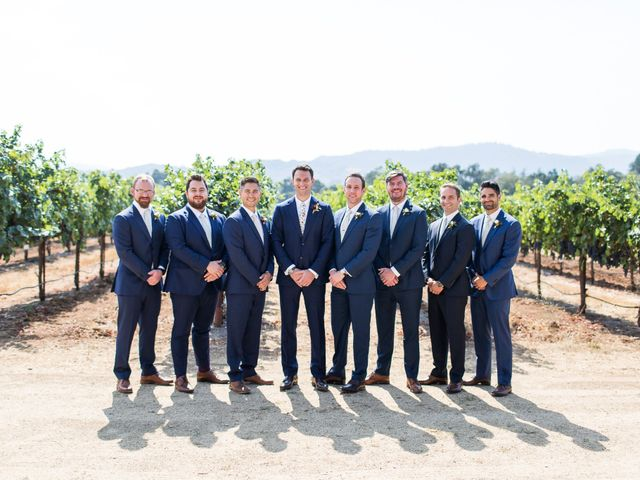 Ben and Paige's Wedding in Sonoma, California 43