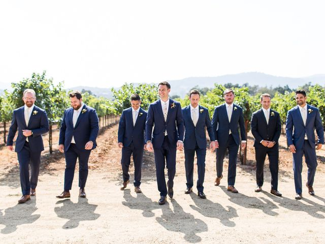 Ben and Paige's Wedding in Sonoma, California 44