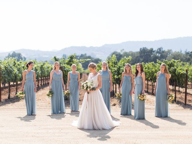 Ben and Paige's Wedding in Sonoma, California 45