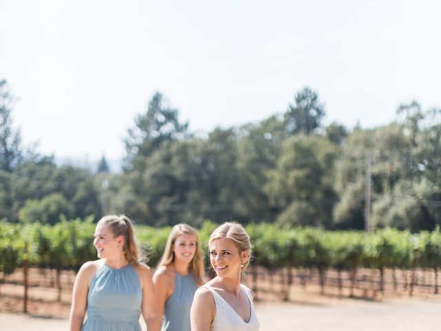 Ben and Paige's Wedding in Sonoma, California 46