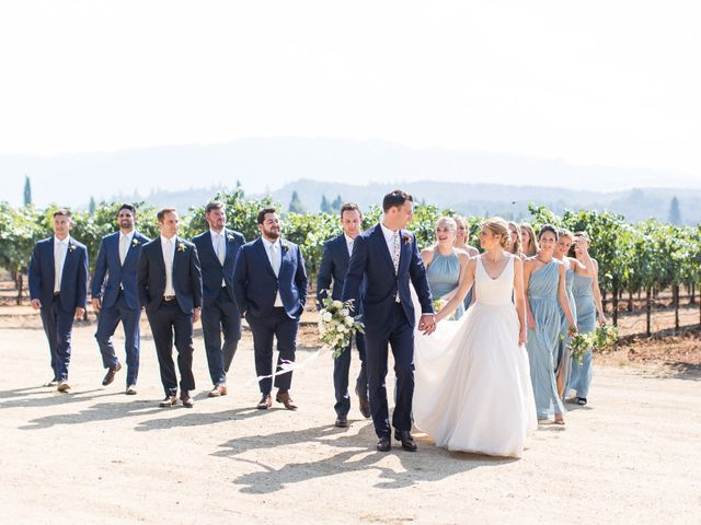 Ben and Paige's Wedding in Sonoma, California 51