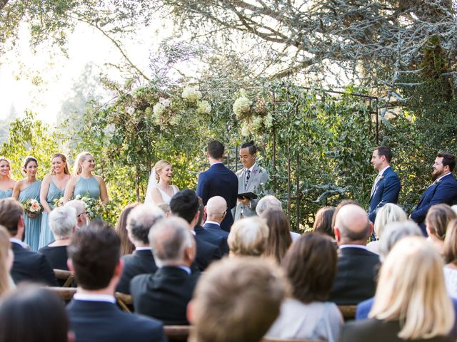 Ben and Paige's Wedding in Sonoma, California 69