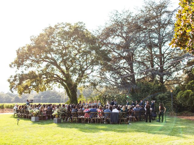 Ben and Paige's Wedding in Sonoma, California 71