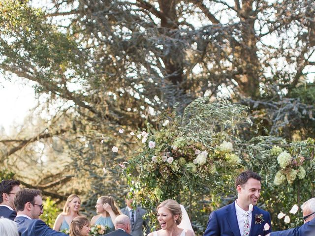 Ben and Paige's Wedding in Sonoma, California 76