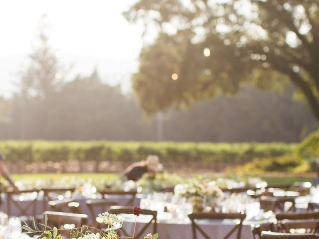 Ben and Paige's Wedding in Sonoma, California 86