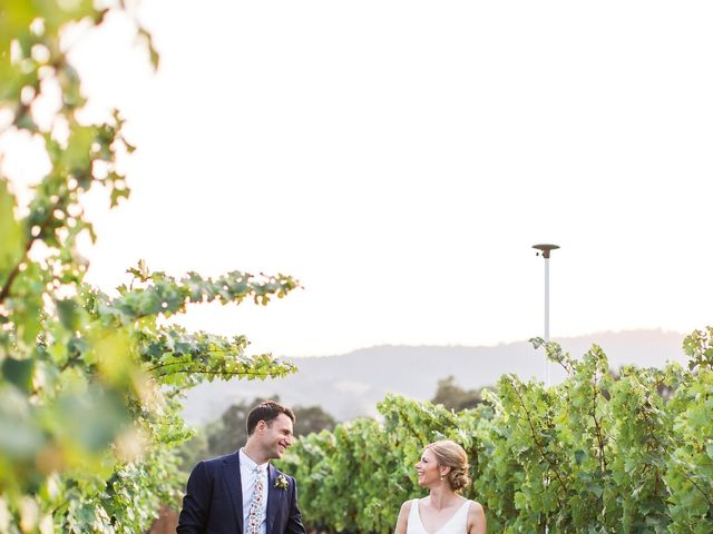 Ben and Paige's Wedding in Sonoma, California 103