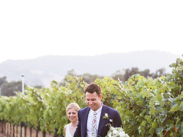 Ben and Paige's Wedding in Sonoma, California 106