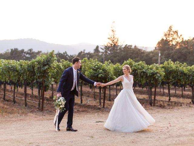 Ben and Paige's Wedding in Sonoma, California 107