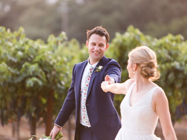 Ben and Paige's Wedding in Sonoma, California 108