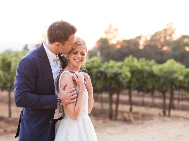Ben and Paige's Wedding in Sonoma, California 109