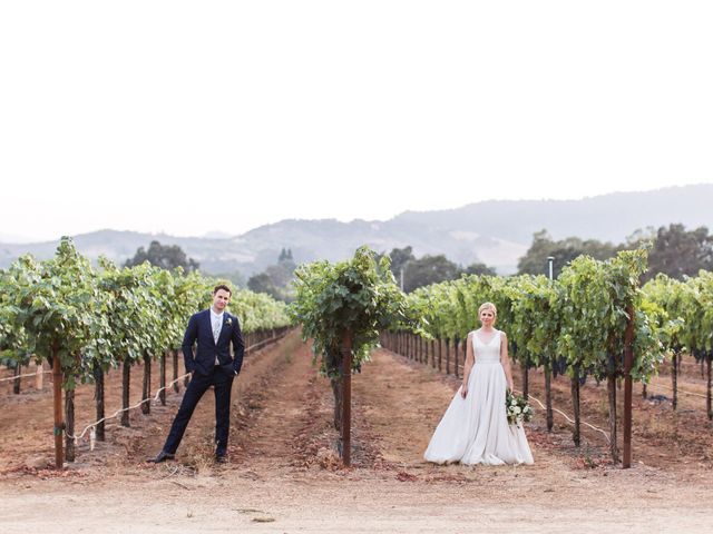 Ben and Paige's Wedding in Sonoma, California 111
