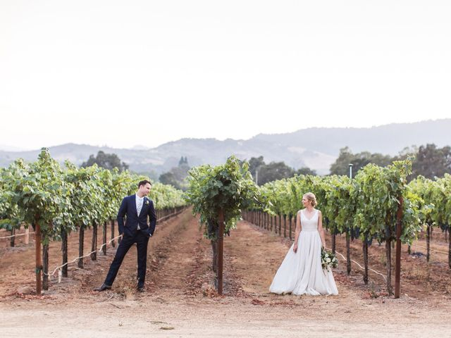 Ben and Paige's Wedding in Sonoma, California 112