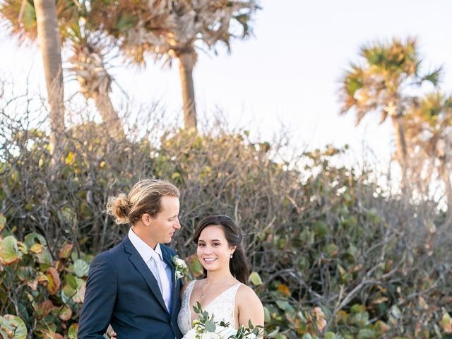 J.D. and Courtney's Wedding in Satellite Beach, Florida 25