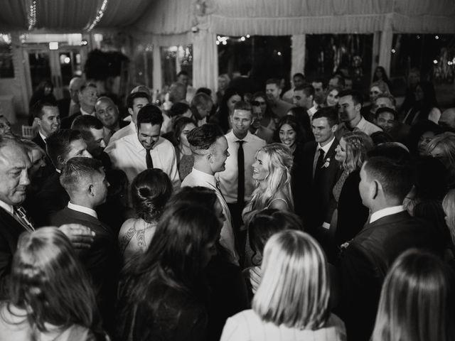 Brandon and Nicole's Wedding in Fallbrook, California 1