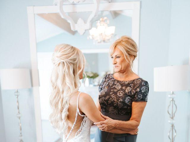 Brandon and Nicole's Wedding in Fallbrook, California 5