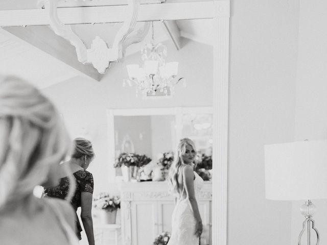 Brandon and Nicole's Wedding in Fallbrook, California 8