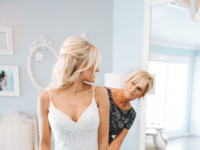 Brandon and Nicole's Wedding in Fallbrook, California 10