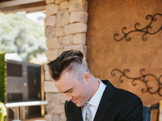 Brandon and Nicole's Wedding in Fallbrook, California 25