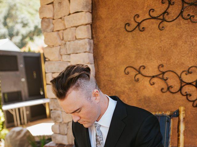 Brandon and Nicole's Wedding in Fallbrook, California 26
