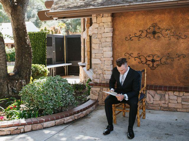 Brandon and Nicole's Wedding in Fallbrook, California 28