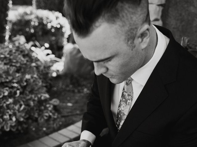 Brandon and Nicole's Wedding in Fallbrook, California 29