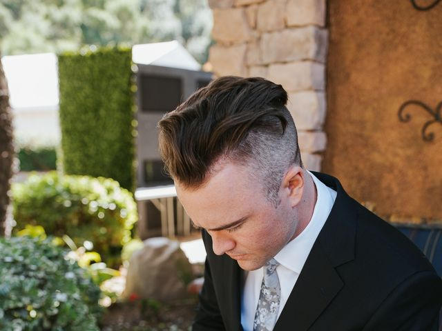 Brandon and Nicole's Wedding in Fallbrook, California 30