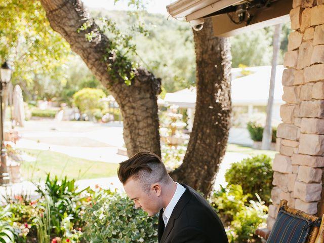 Brandon and Nicole's Wedding in Fallbrook, California 31
