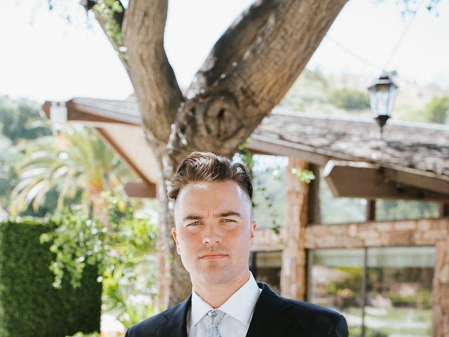 Brandon and Nicole's Wedding in Fallbrook, California 36