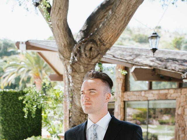 Brandon and Nicole's Wedding in Fallbrook, California 37