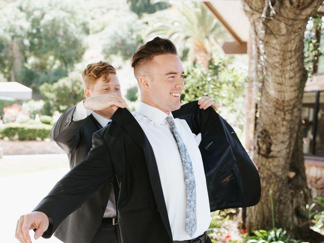 Brandon and Nicole's Wedding in Fallbrook, California 41