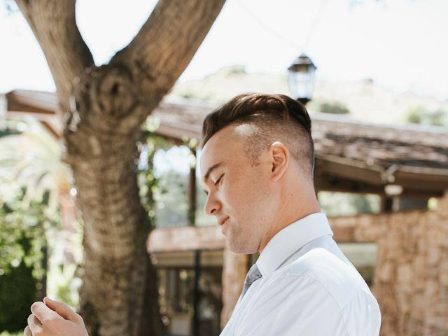 Brandon and Nicole's Wedding in Fallbrook, California 43