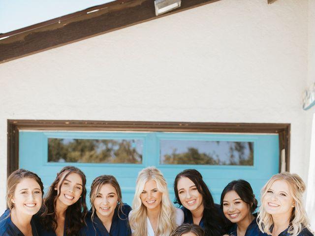 Brandon and Nicole's Wedding in Fallbrook, California 52