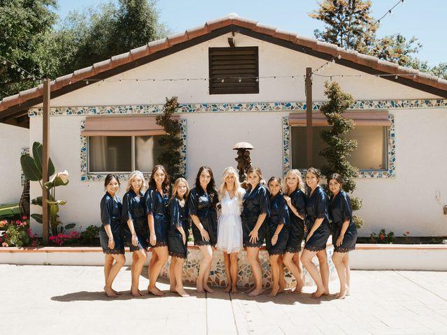 Brandon and Nicole's Wedding in Fallbrook, California 61