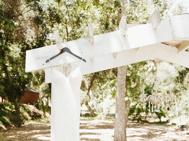 Brandon and Nicole's Wedding in Fallbrook, California 62