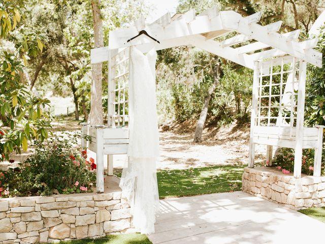Brandon and Nicole's Wedding in Fallbrook, California 65